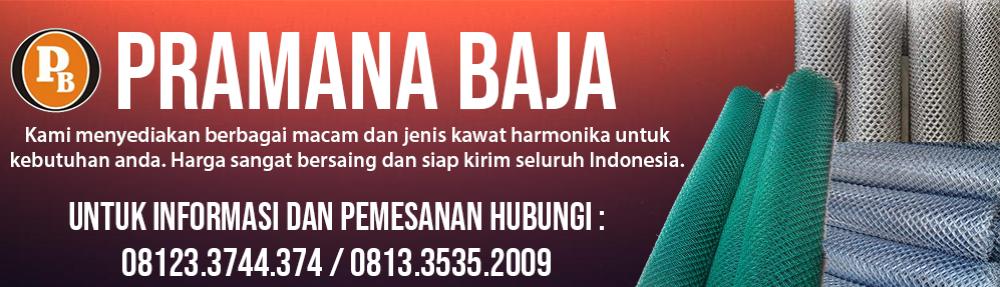 Distributor Kawat Harmonika